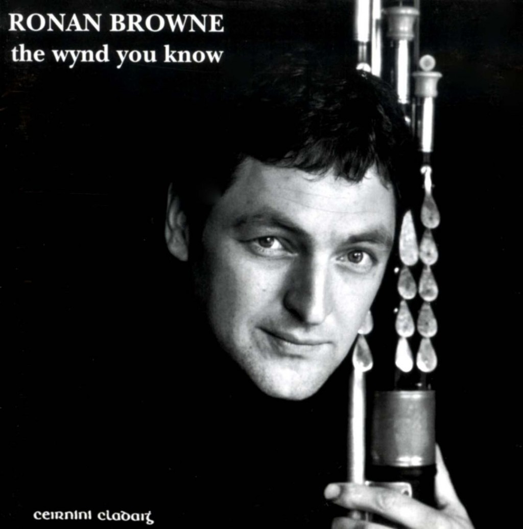 The Wynd You Know – Ronan Browne