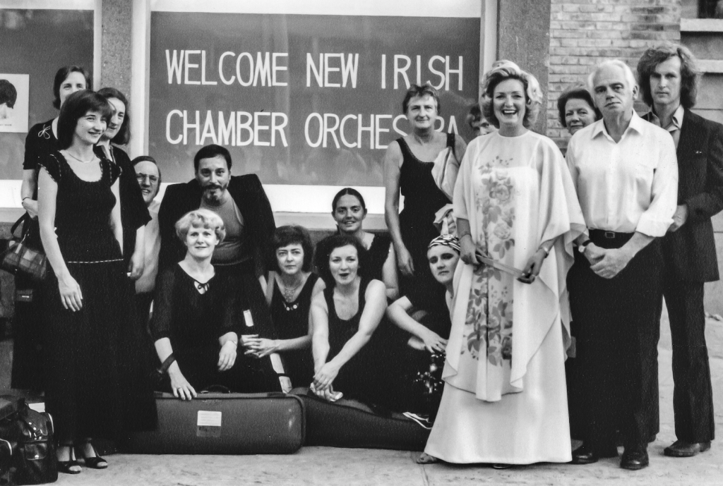 Marking an Important Decade in Irish Orchestral History