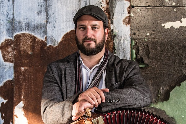 'Dancing sitting down in a chair': An Interview with Quebecois folk musician Pierre-Luc Dupuis