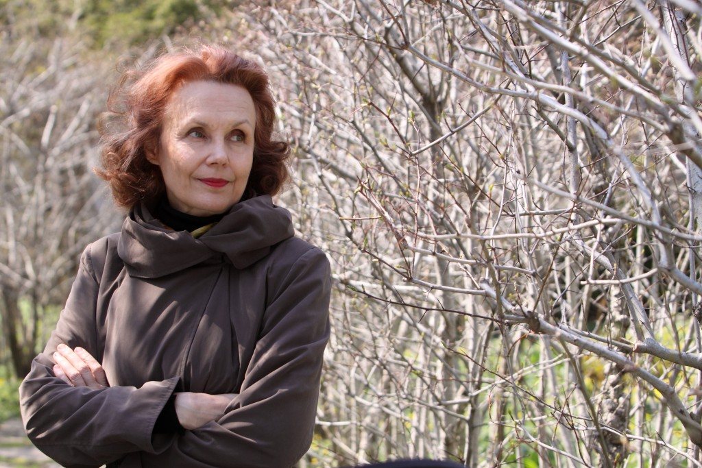 'How to organise, how to build, how to express': An Interview with Kaija Saariaho