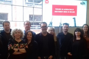 New Association for Independent Music in Ireland