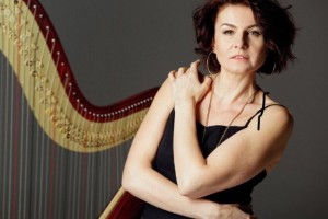 'The first challenge was just to believe that I can be free': An Interview with Jazz Harpist Alina Bzhezhinska
