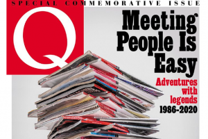 Q Magazine Announces Final Issue