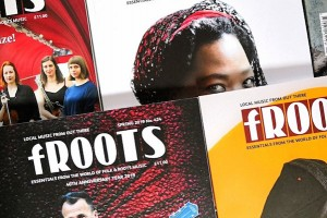 Folk Music Magazine fRoots Suspends Publication