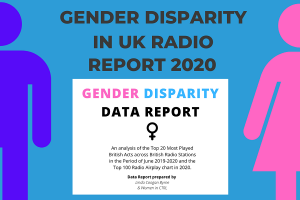 British Female Artists Received Just 19% of Top 100 Radio Airplay in 2020
