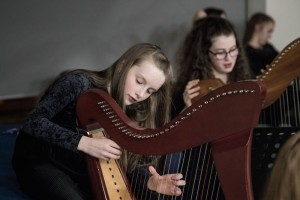 The Harp and Soul of Ireland