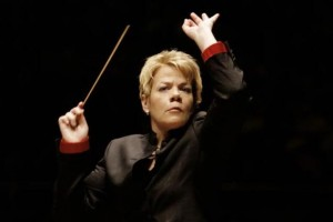 Marin Alsop to Host Workshop in NCH Female Conductor Programme