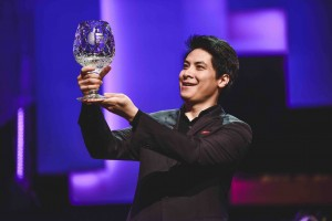 Tenor Mingjie Lei Wins Song Prize at Cardiff Singer of the World Competition