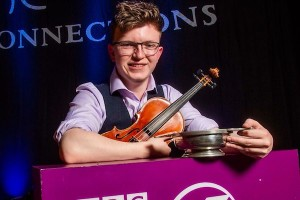 Benedict Morris Wins BBC Radio Scotland Young Traditional Musician of the Year