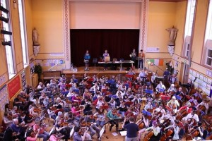 Dublin School Awarded Music Rights Laureate by International Music Council