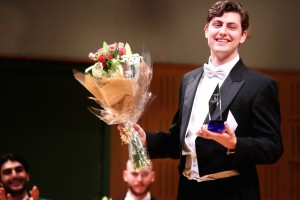 William Thomas Wins 2019 Veronica Dunne Singing Competition