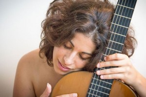 NCH International Guitar Series: Gaëlle Solal, guitar