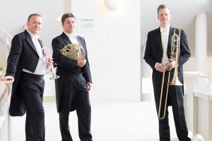 Berlin Philharmonic Brass Trio Masterclass