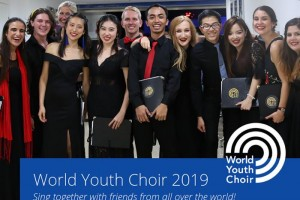 Irish Auditions for World Youth Choir