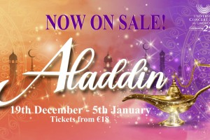 Aladdin - The Panto at UCH