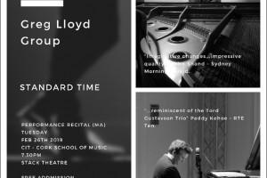 GLG - (Greg Lloyd Group) - Standard Time