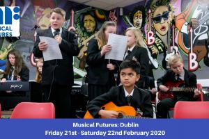 Musical Futures Professional Development, Dublin