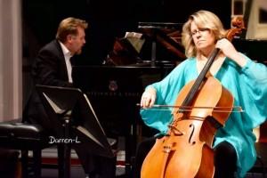 Female Composer Series: Miriam Roycroft, cello / Lance Coburn, piano