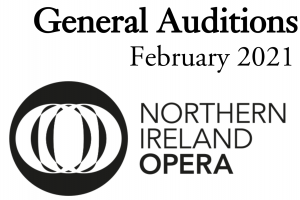 Northern Ireland Opera General Auditions