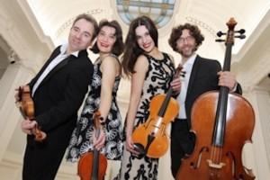 Bach to Bono with the ConTempo Quartet at the National Botanic Gardens