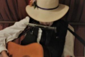 New single in Dylan style from Cork based folk artist
