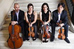 Jupiter Quartet presented by the Austin Chamber Music Center