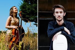 Kim Vaughan (cello) and Philip Higham (cello) | Belfast International Arts Festival