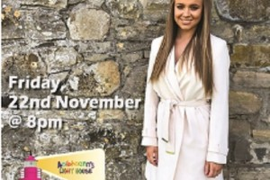 An Evening with Leah Barniville &Special Guests