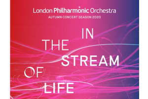 London Philharmonic Orchestra Streamed Concert: Sir Mark Elder, conductor / Pieter Schoeman, violin / Tania Mazzetti, violin