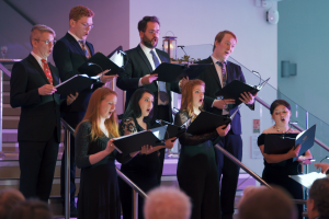Madrigals at the Museum Part 1 | Belfast International Arts Festival