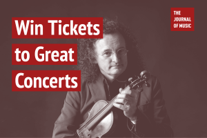 Win Tickets to Upcoming Concerts