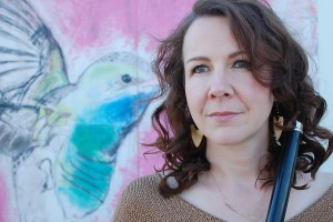 The Studio Sessions at glór: Inspirations – Nuala Kennedy and Gerry O' Connor