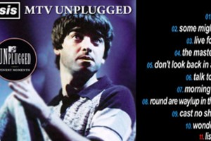 Noel Gallaghers High Flying Birds Presenst Oasis MTV Unplugged