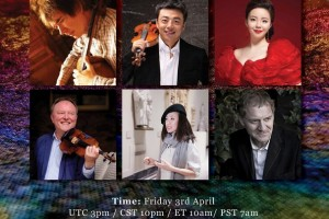 Art Saves Us with Andrew Bernardi, Chai Liang, Julian Lloyd Webber, and more – Digital Concert