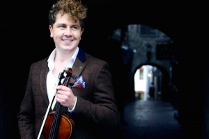 Drogheda Classical Music presents: Patrick Rafter (violin) and Michael McHale (piano)