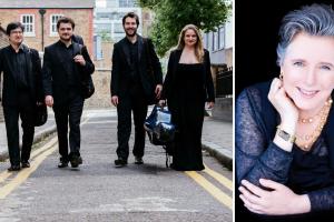 Piatti Quartet with Janina Fialkowska (piano) | Belfast International Arts Festival