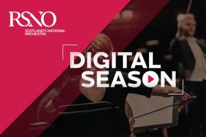 Royal Scottish National Orchestra Digital Season: Helsing conducts Dvorák Eight