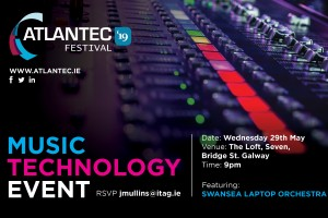 Swansea Laptop Orchestra in Galway