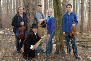 "String Quartet ETHEL Tours ""The River"" in Reston"