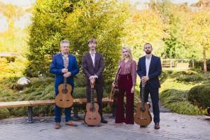 The Irish Guitar Quartet