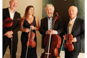 West Ocean String Quartet performs at  the Tradition Now Marathon at the NCH