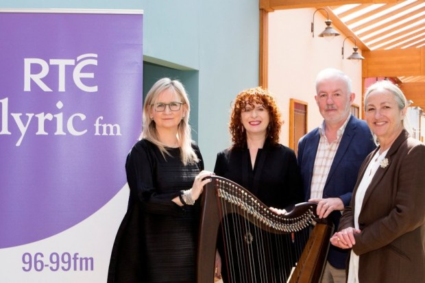 RTÉ Lyric FM to Commission Concerto for Irish Harp and Orchestra