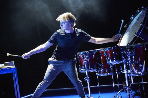 'I'm thinking about how the audience feels at different points in the programme': An Interview with percussionist Alex Petcu