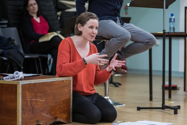 'I'm not willing to let the opera get away with it': An Interview with Director Caroline Staunton