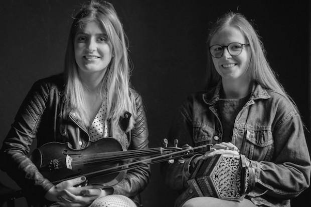 Doireann Glackin and Sarah Flynn, Ye Vagabonds, and ConTempo Quartet for Traidphicnic