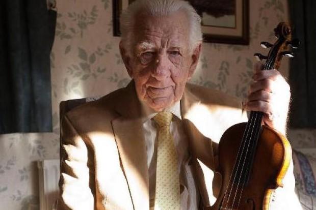 RIP Fiddle-player Ben Lennon
