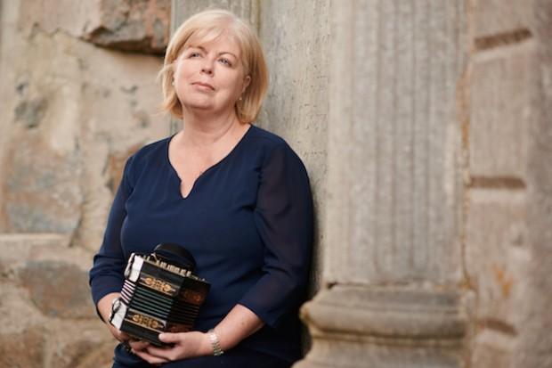 Mary MacNamara Announced as Recipient of MÓRglór Award 2019