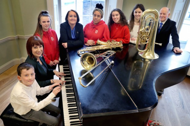 €245k Available for Musicians, Bands and Orchestras to Buy Instruments