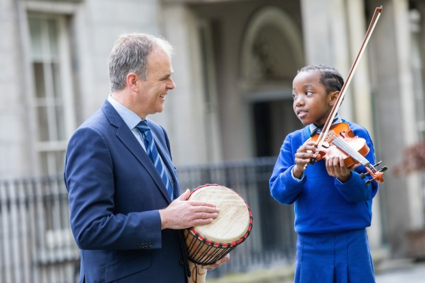 'Our dream … is getting ever closer': Five More Counties Added to Music Generation Programme