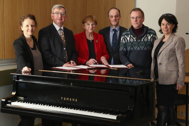 NUI Galway and Music for Galway Announce New Partnership